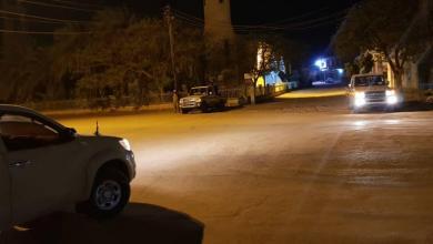 صورة منطقة الكفرة العسكرية: لا وجود لخروقات أمنية في المنطقة