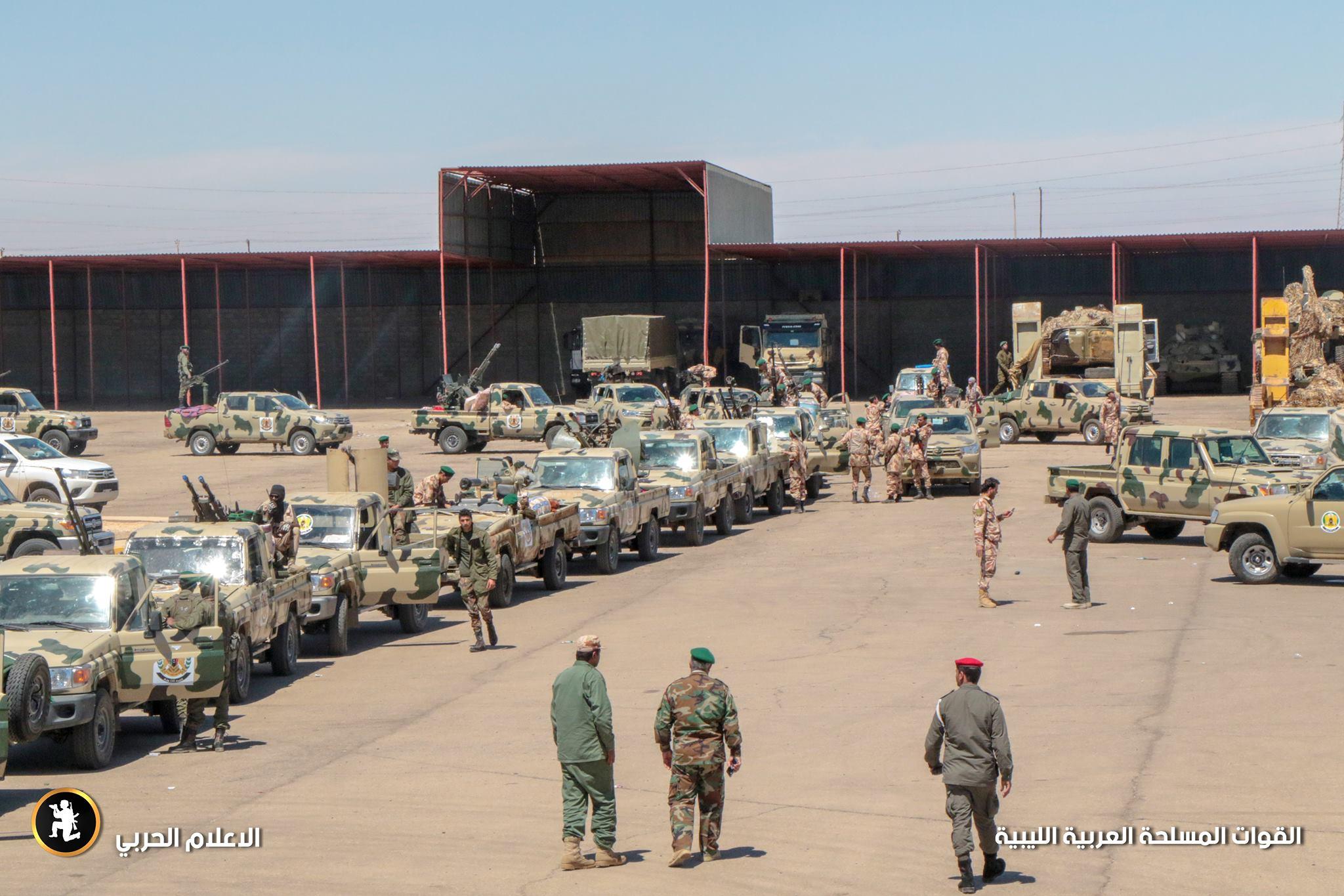 الجيش الوطني- صورة إرشيفية