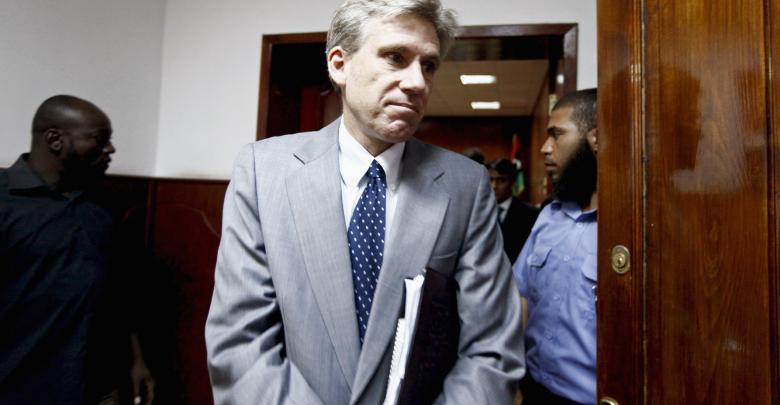 مقتل السفير الأميركي كريستوفر ستيفنز