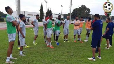 Photo of المنتخب الوطني يبدأ استعداداته في تونس