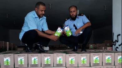 Photo of ضبط كمية ضخمة من الحليب الفاسد في اجدابيا
