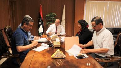 """Photo of """"تسييري بنغازي"""" يُشكل لجنة لجباية الرسوم"""