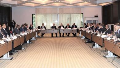 صورة الليبية للاستثمار تعقد لقاء تشاوريًا بمشاركة نائب السفير البريطاني