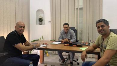 Photo of إدارة الأهلي بنغازي تنهي قضية قمامدية