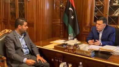 Photo of رئيس المجلس الرئاسي يبحث الوضع البيئي بمنطقة أبوسليم