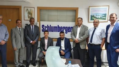 """Photo of """"الجوف"""" تسعى لتطوير الأعمال المشتركة مع """"شلمبرجير"""""""