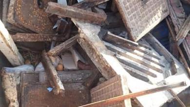 Photo of ضبط عصابة تسرق أغطية الصرف الصحي بطرابلس