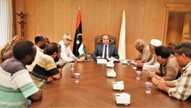 Photo of بنغازي.. تزويد 58 منزلا بمنطقة المحيشي بالمياه