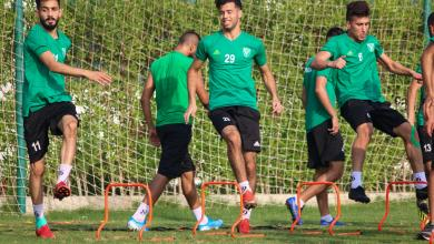 صورة النصر يلتقي وديا اليرموك الكويتي