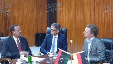 Photo of السفير الألماني يزور نالوت