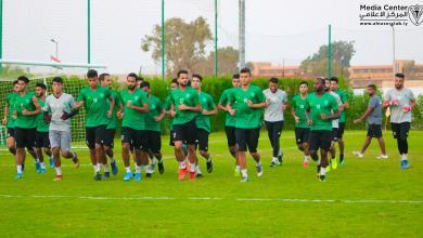 Photo of النصر يخوض مرانه الأول في المغرب