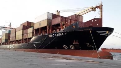 Photo of ميناء بنغازي يستقبل 268 حاوية بضائع