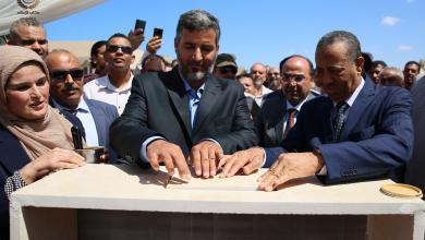 Photo of إطلاق مشروع مستشفى الجمهورية ببنغازي