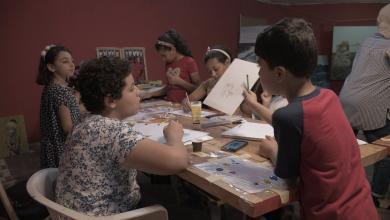 مجمع تاناروت ينظم دورة فنّ الرسم للأطفال والكبار