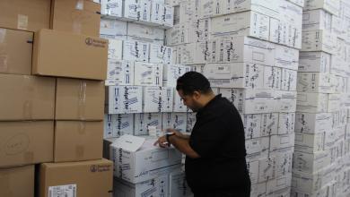 "Photo of ""الإمداد الطبي"" يزوّد مستشفيات بشحنات أدوية ومعدات"