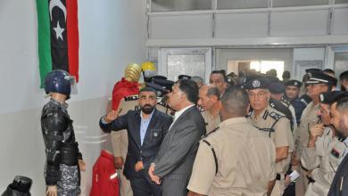 Photo of داخلية الوفاق تقيم معرضا للتجهيزات الأمنية