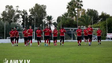 Photo of الأهلي بنغازي يتأهب لمواجهة الإسماعيلي في البطولة العربية