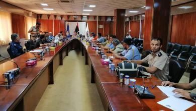 Photo of غرفة أمنية مشتركة لضبط الأمن في غريان