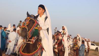 Photo of سرت تشهد انطلاق مهرجان أصايل للفروسية الشعبية