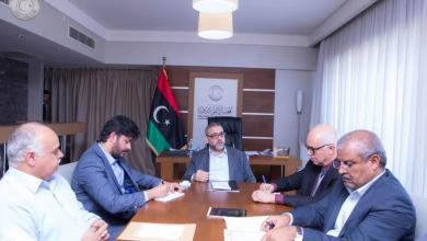 Photo of المشري يناقش مع الرقابة الإدارية ملف الفساد المستشري في المؤسسات الليبية