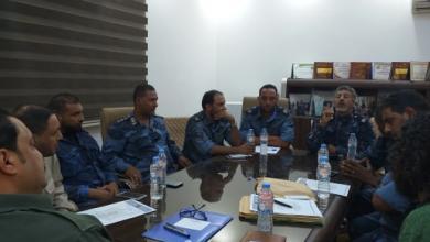 Photo of الخفيفي يتعهد بدعم الأمن المركزي في بنغازي