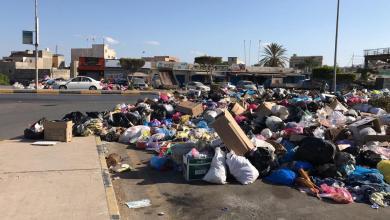 Photo of طرابلس.. عاصمة تغرق في القمامة
