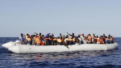 Photo of حرس السواحل الليبي ينقذ (108) مهاجر غير قانوني