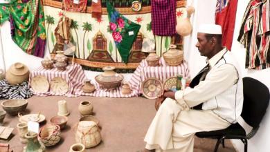 صورة مساهمات مرزق وتراغن في معرض ليبيا الزراعي بتمنهنت