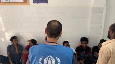 Photo of عملياتجاريةلإنقاذ مهاجرين قبالة سواحل ليبيا