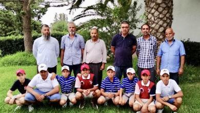 Photo of بعثة منتخب الغولف تصل القاهرة