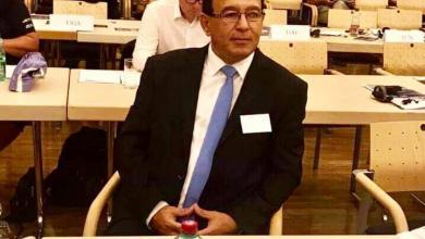 صورة ليبيا حاضرة في اجتماع الاتحاد الدولي للتجديف