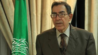 Photo of وفاة مبعوث الجامعة العربية إلى ليبيا