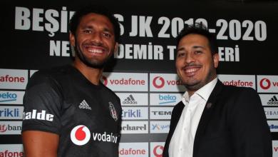 "Photo of ""النني"" لاعبا لـ""بيشكتاش"" التركي"