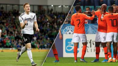 صورة ألمانيا تستعيد توازنها.. وفوز ثالث للطواحين بالتصفيات