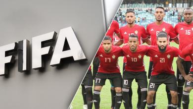 Photo of المنتخب الوطني يتقدم 3 مراكز بتصنيف الفيفا