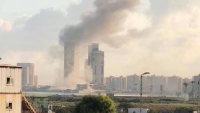 "Photo of قصف ""النواصي"".. وغموض يلف مصير قائد بارز"