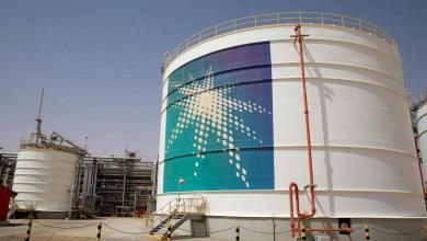 منشأة لإنتاج في حقل شيبة النفطي -أرامكو السعودية
