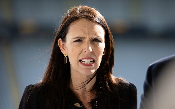 رئيسة وزراء نيوزيلندا جاسيندا أرديرن