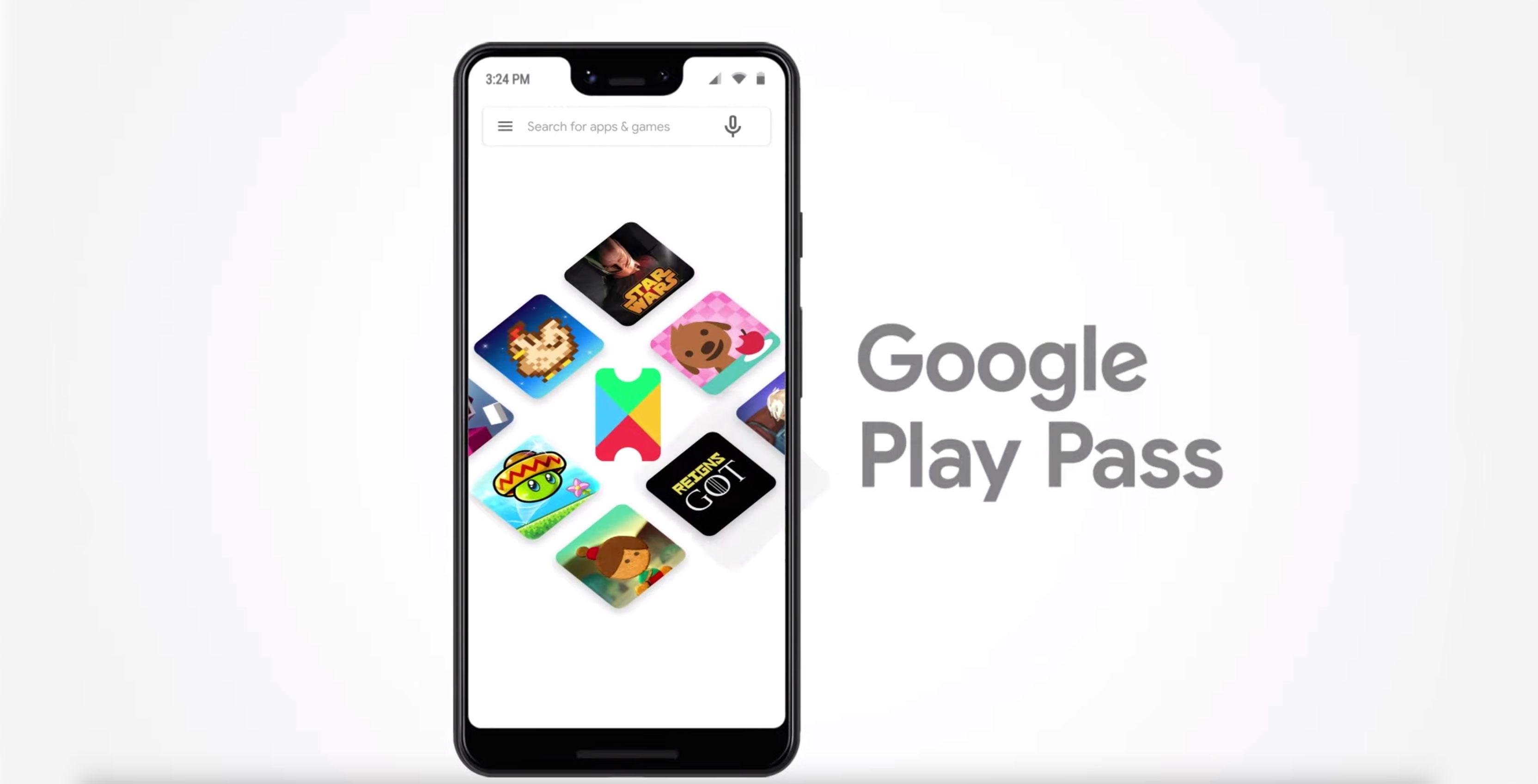 غوغل تُوفّر خدمة طال انتظارها باشتراك شهري  Google-play-pass