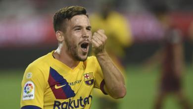 Photo of برشلونة يمدد عقد مهاجمه كارليس بيريز