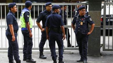 Photo of اعتقال 15 شخصاً متورطين مع داعش في ماليزيا