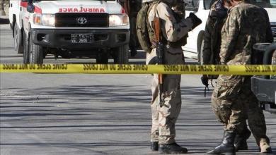 Photo of انفجار انتحاري بأفغانستان يُخلّف عشرات القتلى والجرحى