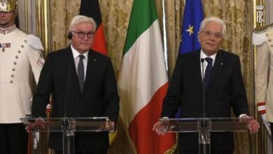 """Photo of الرئيس الإيطالي: الحراك الدولي لحلّ أزمة ليبيا يعتبر """"خطوة مفيدة"""""""