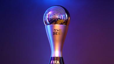 """صورة الفيفا يكشف عن مرشحين جائزة """"THE BEST"""""""