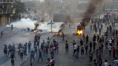 Photo of احتجاجات العراق تُنهي يومها الثالث.. والحصيلة 27 قتيلا