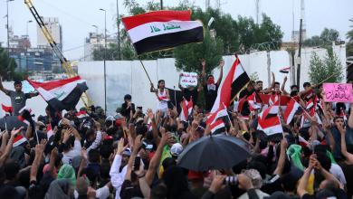 "Photo of ""خميس حاسم"" أمام الحكومة العراقية الجديدة"