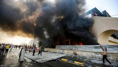 Photo of قتيل و200 جريح في احتجاجات العراق