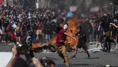 "Photo of احتجاجات تشيلي تتواصل رغم ""قرارات جريئة"""