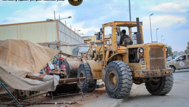 Photo of استمرار تنفيذ إزالة عشوائيات بنغازي
