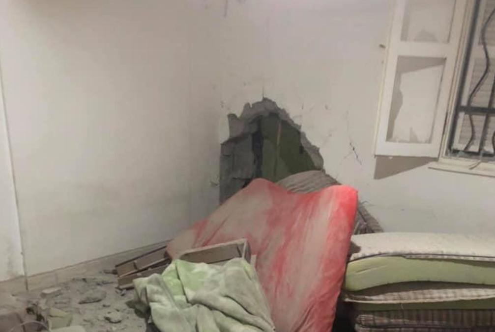 استهداف المدنيين في طرابلس
